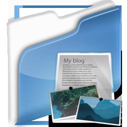 dossier blog