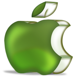 apple green 3D