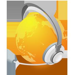 mWorld orange