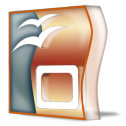 Icones openoffice images 3d - Comment utiliser open office impress ...