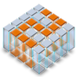 A squared 3D