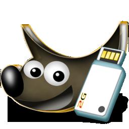 Gimp 3D portable