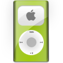 iPod mini Green