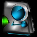 monitor blue128