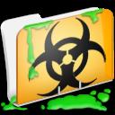 Folder Biohazard