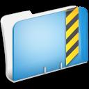 Folder construction