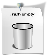 Trash empty2