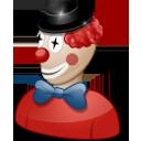 carnaval clown costume