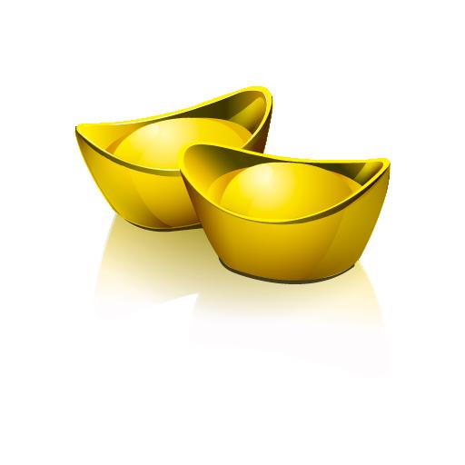 chine nouvelan gold ingot