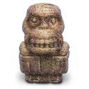 Cult of Kong Statuette