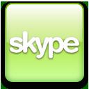 skype green