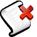 script delete