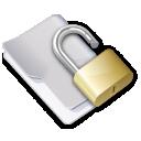 unlock folder
