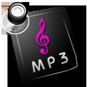 mp3 dark pink 2