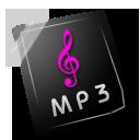 mp3 dark pink 3
