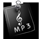 mp3 dark white 1