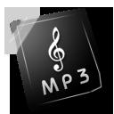 mp3 dark white 3