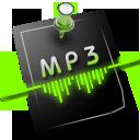 mp3 green db glow 1