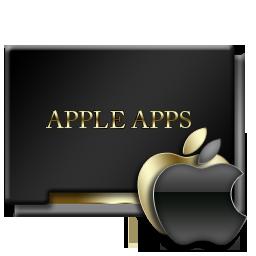 black or apple apps