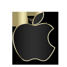 black or apple