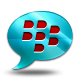 gleam blackberry messenger