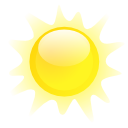 stock weather sunny