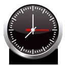 gnome panel clock