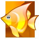 gnome panel fish