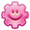 face gearhead female smile