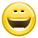 face laughing