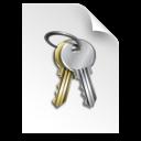 application pgp keys