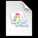 application x dia diagram