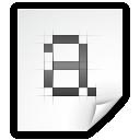 application x font bdf