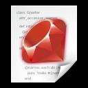 application x ruby