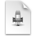 audio template