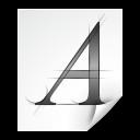 gnome mime application x font bdf