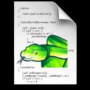 text x python