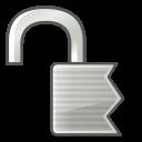 stock lock broken