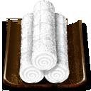Oshibori wet hand towel