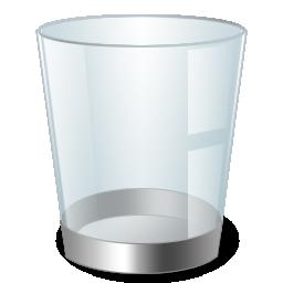 2Recycle Bin Empty