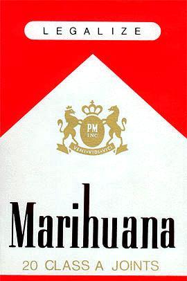 Marihuana Legalize