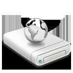 Network drive alternative