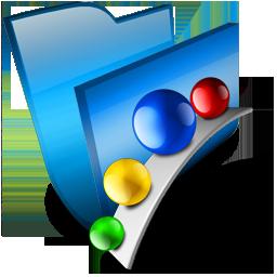 Object Dock Folder