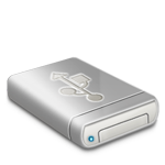 USB drive  dark
