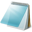Vista Notepad