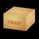 box drop