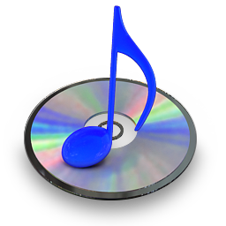 cd music blue