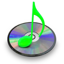cd music green