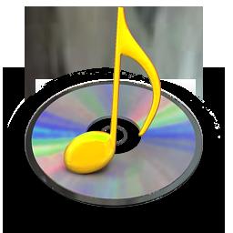 cd music yellow