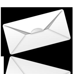 envelope B back